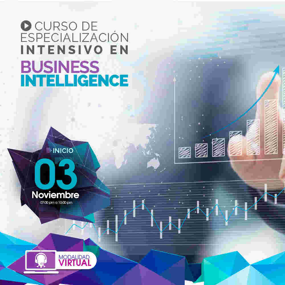 Curso de Especialización en BUSINESS INTELLIGENCE
